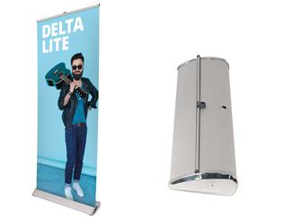 Delta Lite Premium Banner Stand