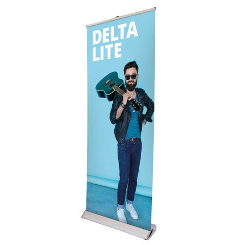 Delta Lite Premium Roller Banner Stand