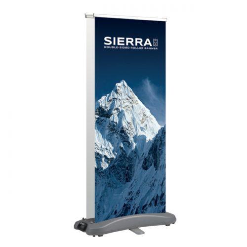 Premium Outdoor Roller Banner Stand