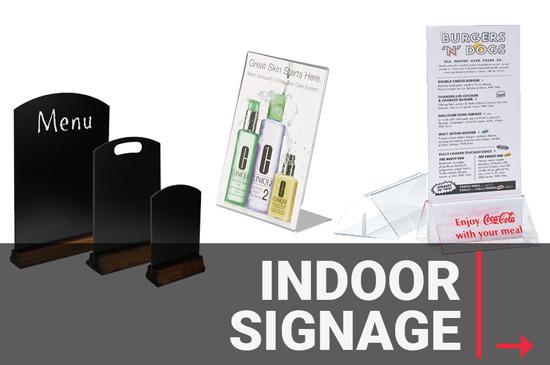 Indoor Signage